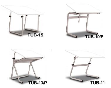 Mesa Para Desenho Tubular