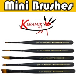 Mini Brushes Keramik