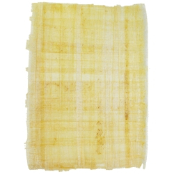 Papel Papiro Virgem Egípcio