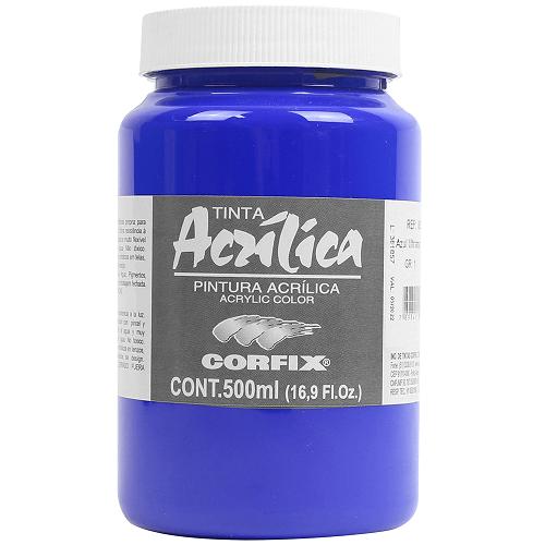 Tinta Acrílica Corfix 500ml