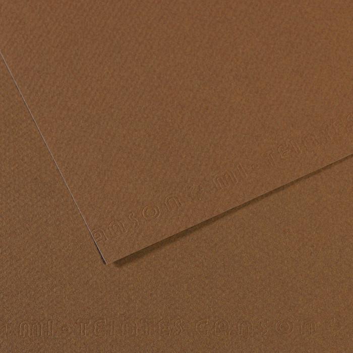 Papel Mi-Teintes Canson 133 50x65cm Sépia