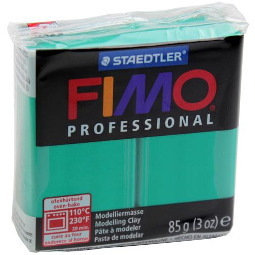 Massa Fimo Professional 85g Verde