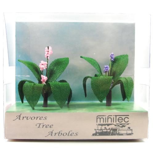Árvore Para Maquete Minitec 02 Peças 708
