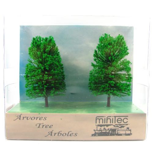 Árvore Para Maquete Minitec 02 Peças 720