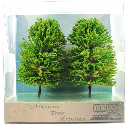 Árvore Para Maquete Minitec 02 Peças 756