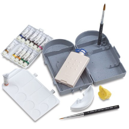 Aquarela Holbein Travel Kit III