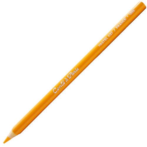 Lápis Pastel Seco Conté 037 Amarelo Indiano