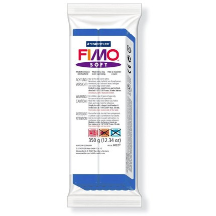 Massa Fimo Soft 350g 33 Brilliant Blue