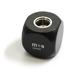 Apontador Para Minas 5.6mm E+M Dado Black