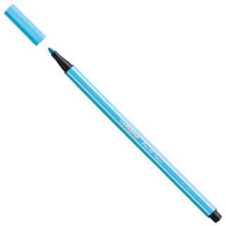 Stabilo Pen Caneta 68 57 Azul Claro