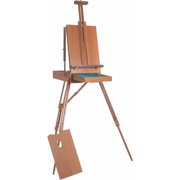 Cavalete de Pintura Trident Francês 12505