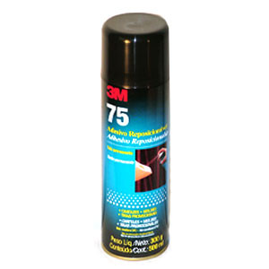 Cola Spray 3M 75 300ml