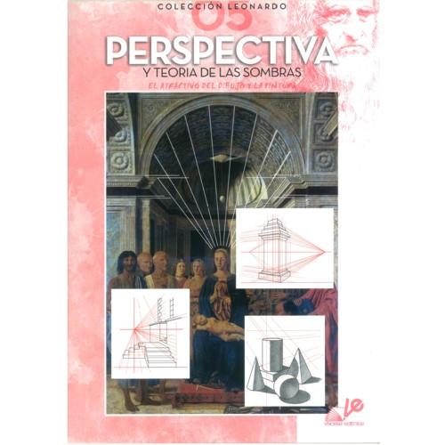Coleção Leonardo 05 Perspectiva Y Teoria de Las Sombras
