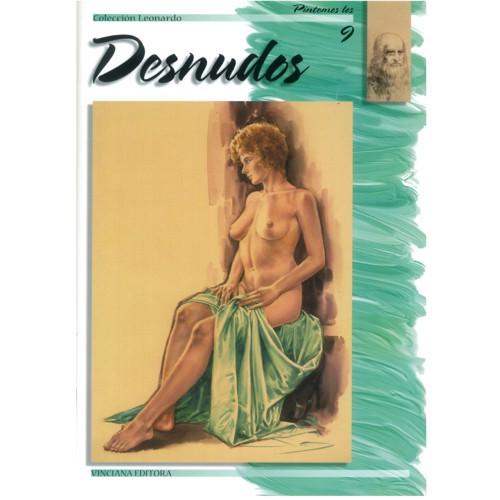 Coleção Leonardo 09 Desnudos