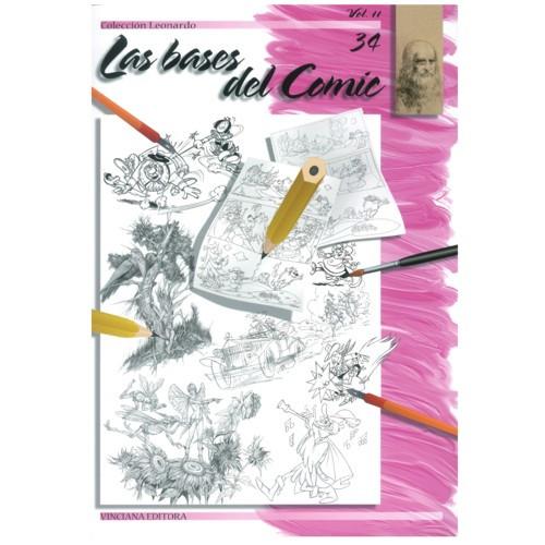 Coleção Leonardo 34 Las Bases Del Comic Vol. II