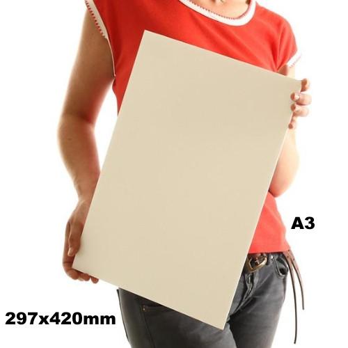 Papel Foamboard Branco A3 - 5mm