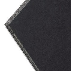 Papel Foam Board Preto