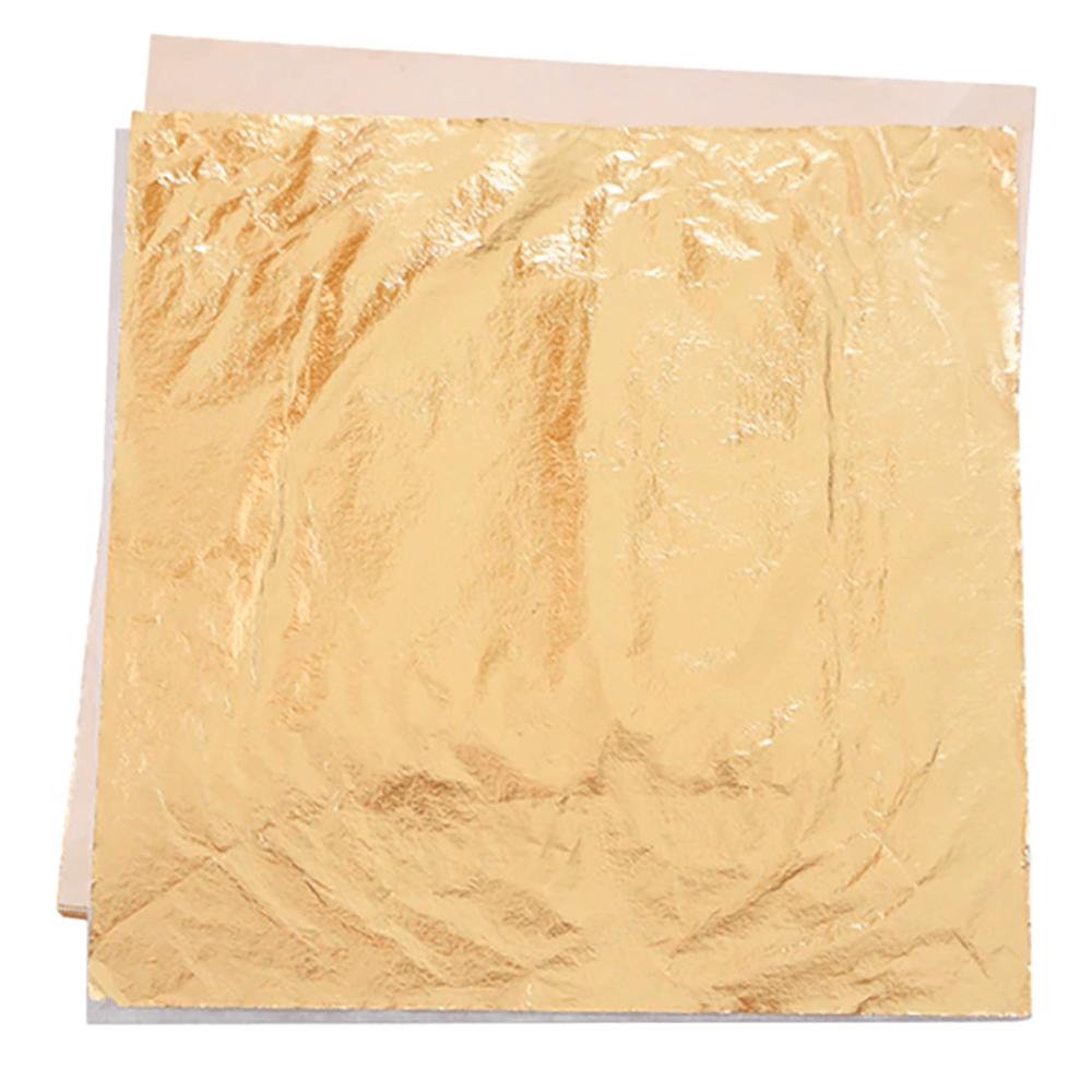 folha de ouro para artesanato