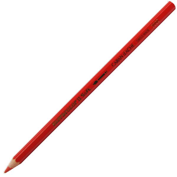 Lápis Supracolor CARAN d'ACHE 060 Vermilion
