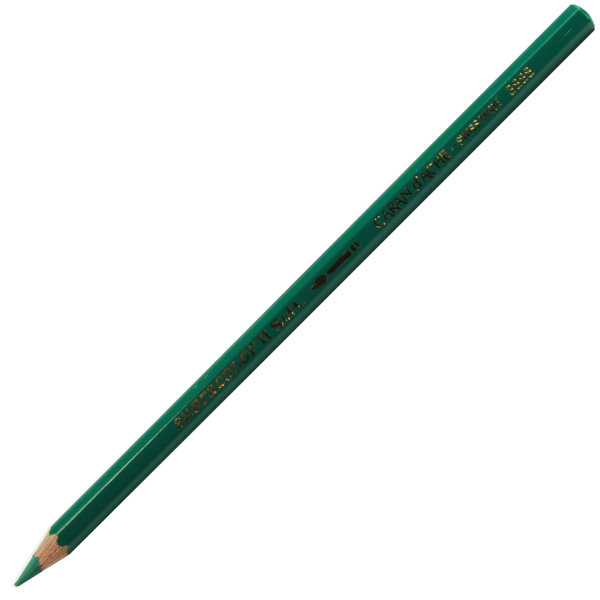 Lápis Supracolor CARAN d'ACHE 200 Bluish Green