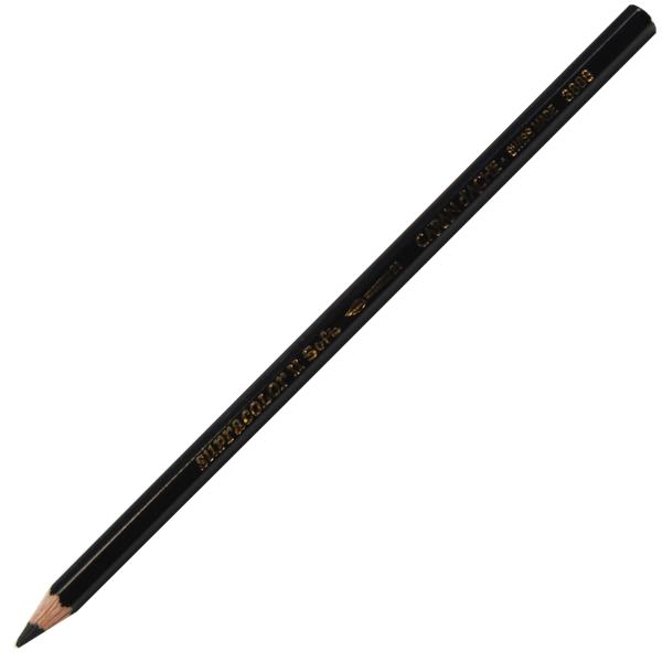 Lápis Supracolor CARAN d'ACHE 496 Ivory Black