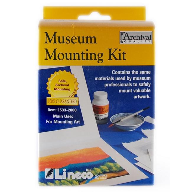 Kit Para Montagem Museum L533-2000