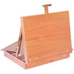 Maleta Trident Para Pintura com Cavalete 12507