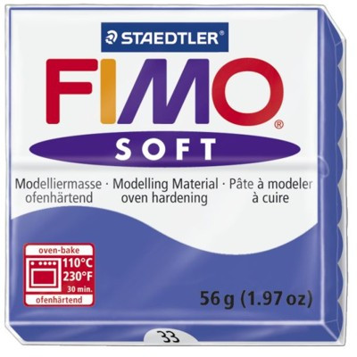 Massa Fimo 33 Brilliant Blue