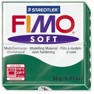 Massa Fimo 56 Emerald
