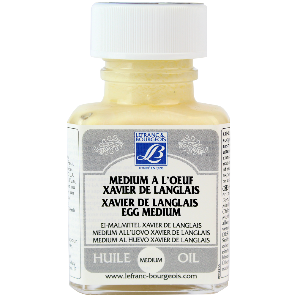 Médium a Base de Ovo 75ml Lefranc & Bourgeois