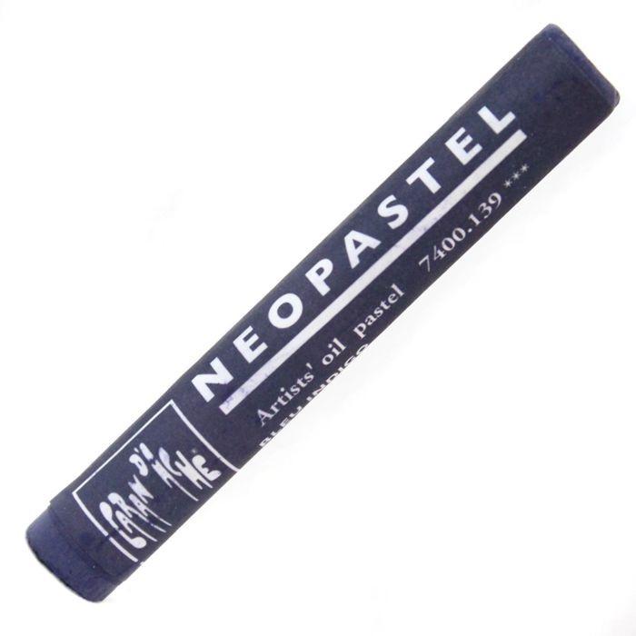Neopastel Caran d'Ache 139 indigo Blue