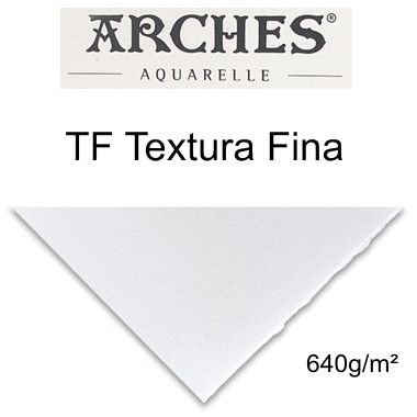 Papel Arches Canson 640g/m² TF 56x76cm