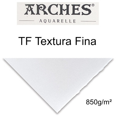 Papel Arches Canson 850g/m² TF 56x76cm