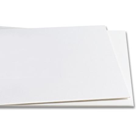 Papel Passepartout Branco 80X100cm