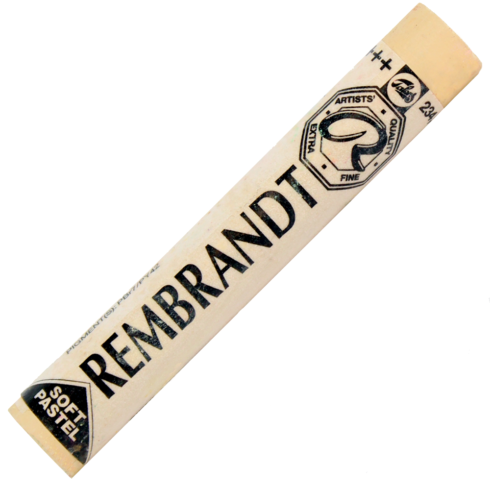 Pastel Seco Rembrandt Talens 234.9 Raw Sienna