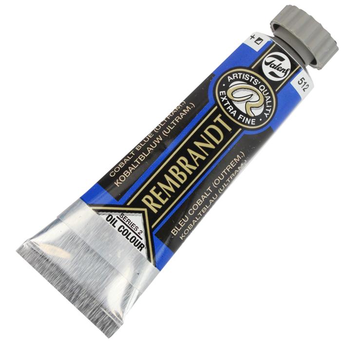Tinta a Óleo Rembrandt 15ml 512 Cobalt Blue (ultram.) – G2
