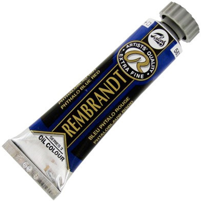 Tinta a Óleo Rembrandt 15ml 583 Phthalo Blue Red – G3
