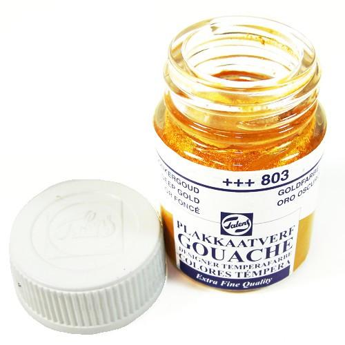 Guache Talens Extra Fine 16ml 803 Deep Gold
