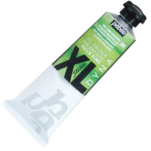 Tinta Óleo Pébéo XL 37ml 359 Verde Iridescente