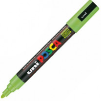 Caneta Posca PC-5M Verde Maçã