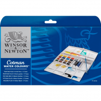 Aquarela Winsor & Newton Cotman Painting Plus