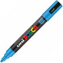 Caneta Posca PC-5M Azul Celeste