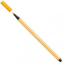Caneta Stabilo Pen 68 44 Amarelo