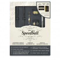 Conjunto de Caligrafia Completo Speedball