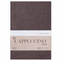 Bloco Sketchbook Hahnemühle The Cappuccino 120g/m² A4