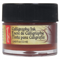 Tinta Caligráfica Speedball 12ml 3104 Terra Siena