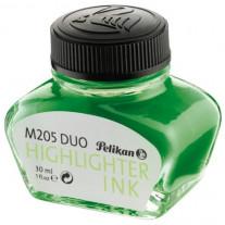 Tinta Para Caneta Tinteiro Pelikan Highlighter Verde