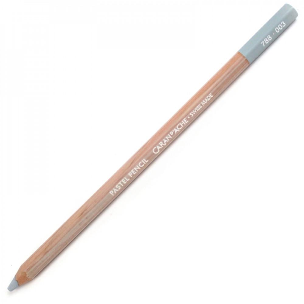 Lápis Pastel Seco Caran d'Ache 003 Light Grey