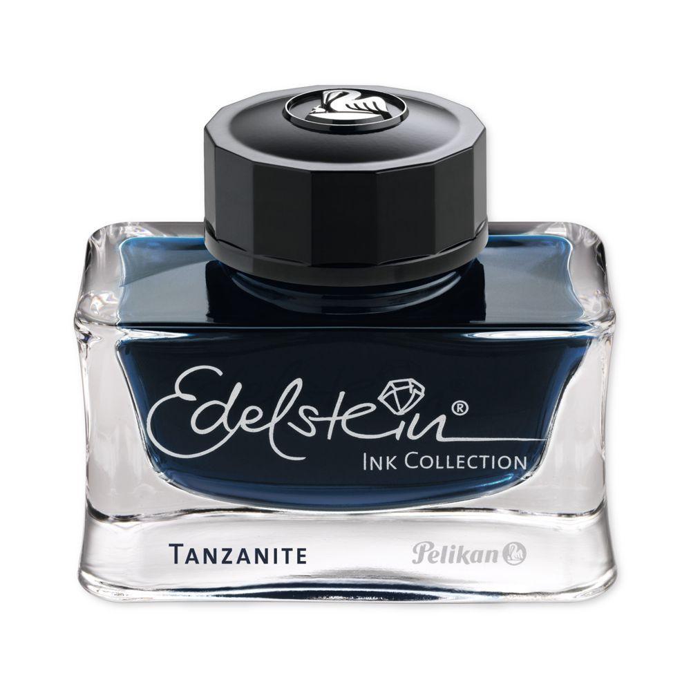 Tinta Para Caneta Tinteiro Pelikan Edelstein Tanzanite