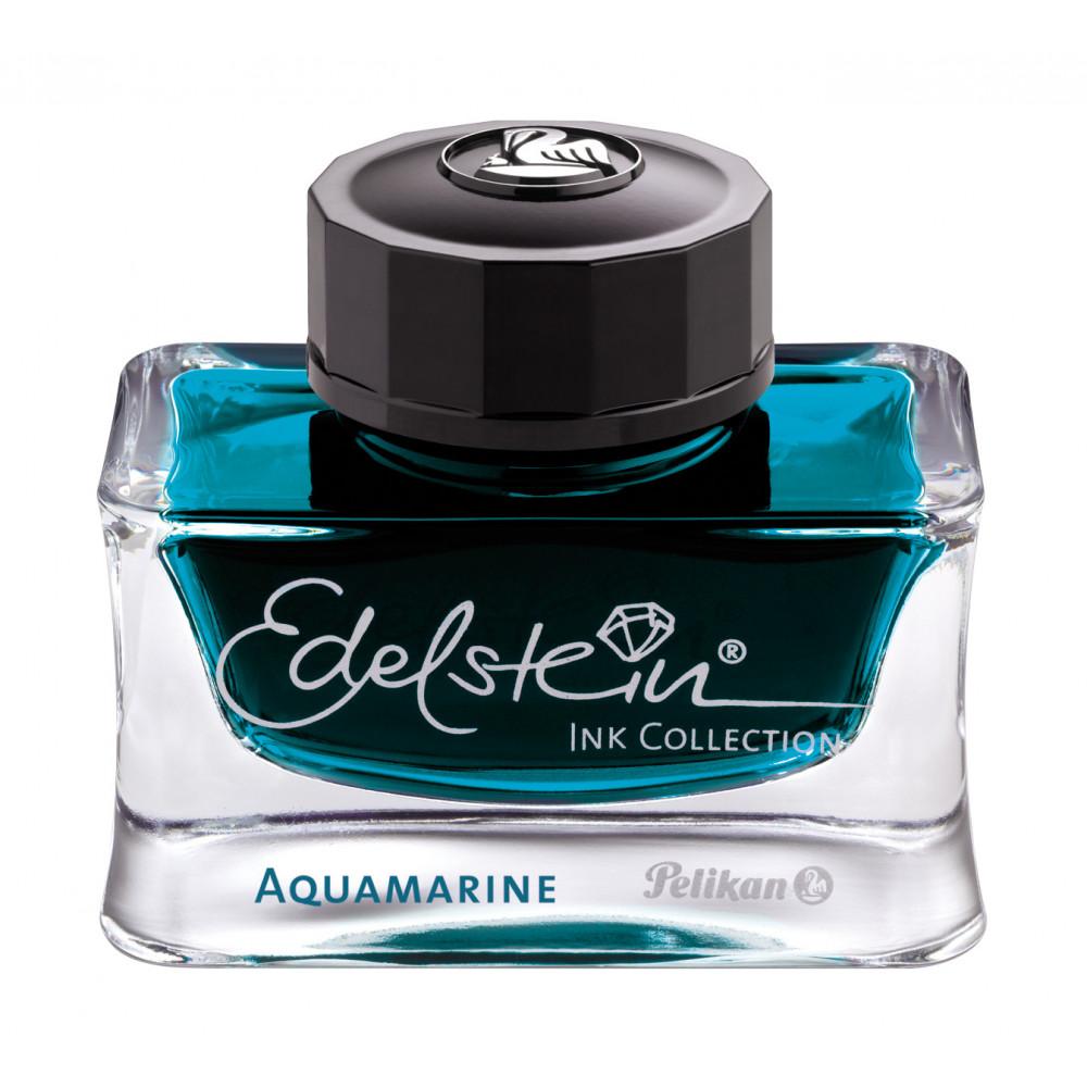 Tinta Para Caneta Tinteiro Pelikan Edelstein Aquamarine